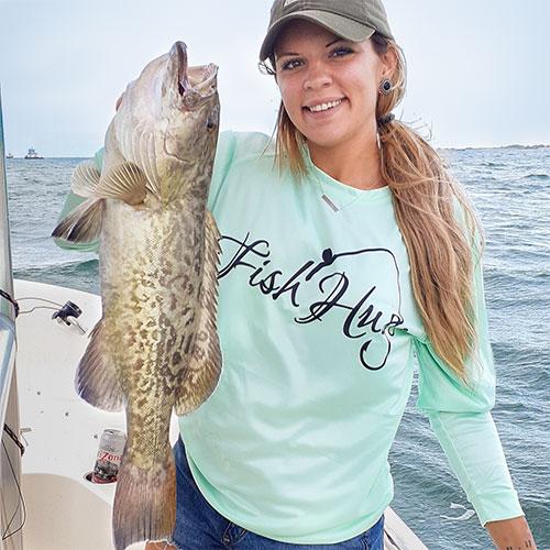 Fish Huge, Tampa Bay