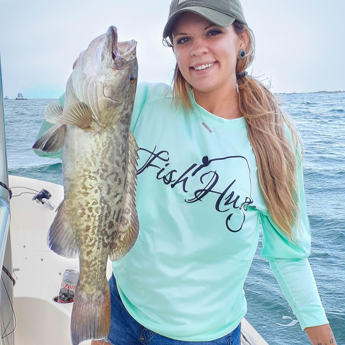 Teen Fishing Tampa Bay